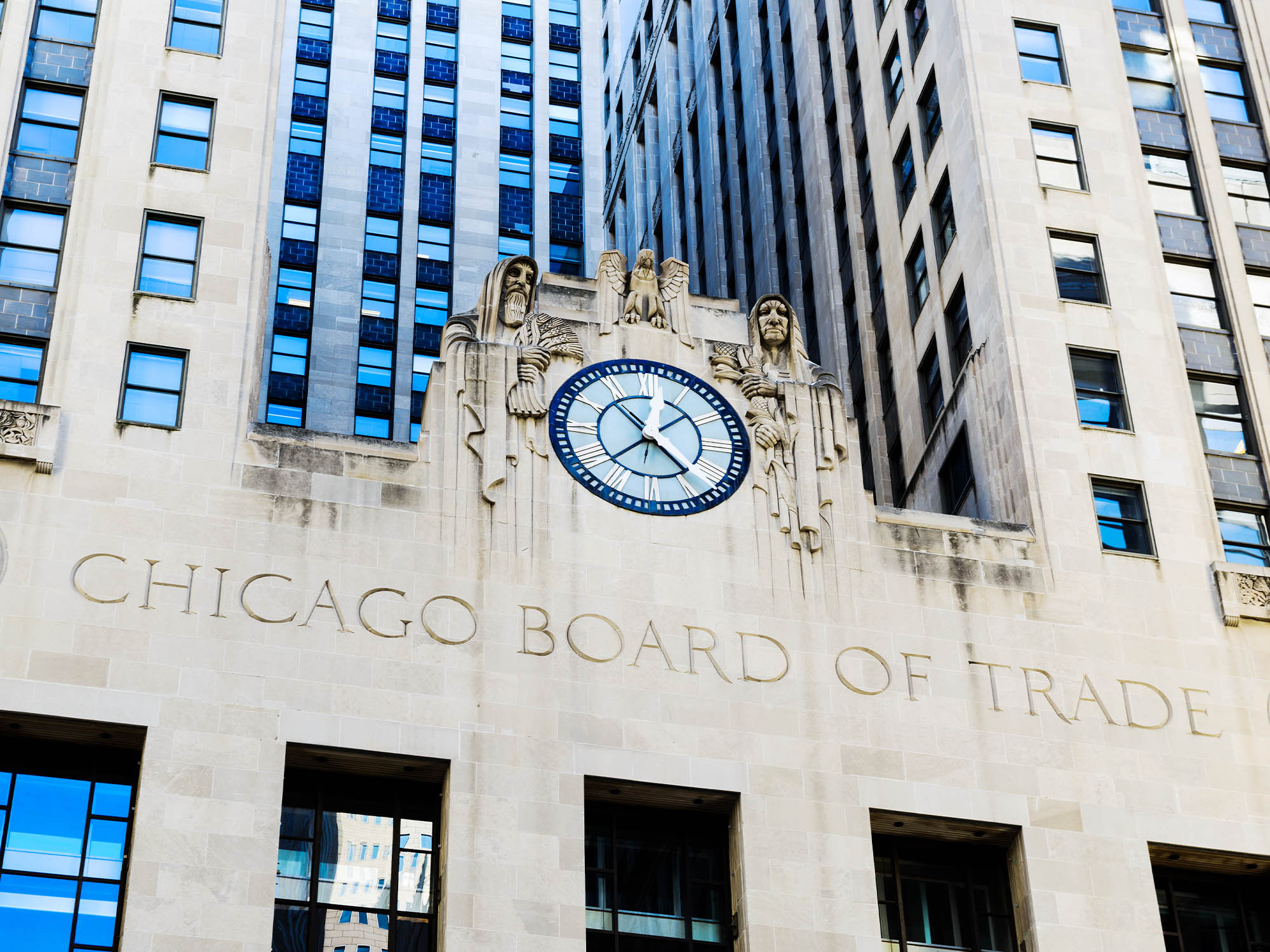 Investment Management Services - Chicago Board Of Trade Building